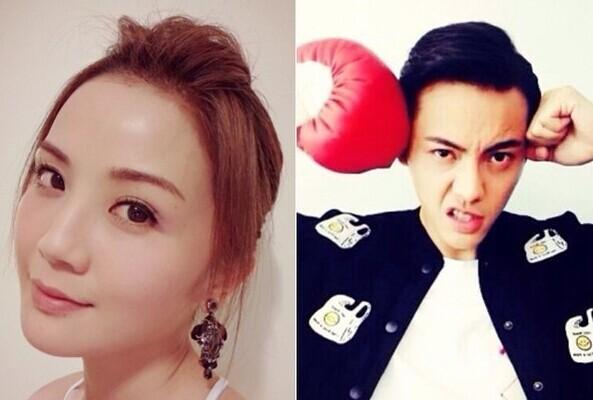 乔振宇疑说漏嘴 爆料陈伟霆和阿Sa早已秘密结婚