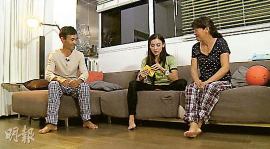 张柏芝似怨恨谢霆锋:就由神做两个儿子的爸爸