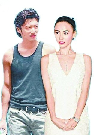 """谢霆锋张柏芝被指离婚 三大""""证据""""露端倪"""