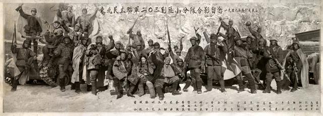 《智取威虎山》203部队曝光 张涵予等三年终圆梦