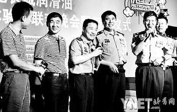 《飞天》已上映 杨利伟:演员个高当不了航天员