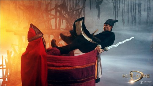 第67届威尼斯电影节入围电影:狄仁杰通天帝国