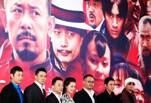 《让子弹飞》全球首映 导演姜文:我啥都能拍