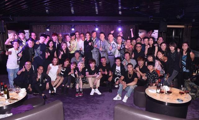 英皇15周年演唱会22日晚上演 陈伟霆阿Sa合体