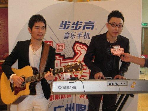 广州唱区组合来势汹汹 歌艺舞技外形样样赞