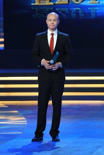 第17届上海电视节 董路、乐嘉获得给力跨界奖