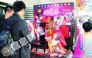 内地客捧高《3D》票房 首周香港大收1300万港元