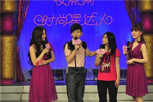西单女孩春晚后首登综艺节目 淳朴性格打动主持