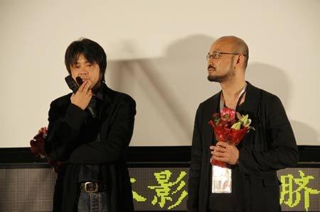 日本片《脐带》电影节首映遇冷 导演学说上海话