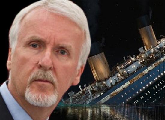 卡梅隆因《泰坦尼克号》成被告 遭索赔10亿美元