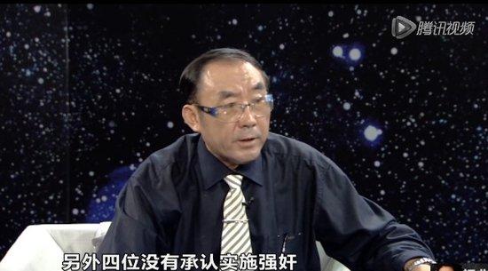李某某主辩律师陈枢:另四位被告没有当庭认罪