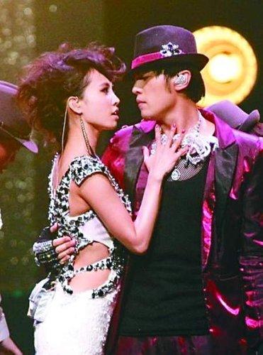 蔡依林周杰伦再度携手 被爆舞蹈画面更加激情