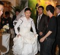 沙溢胡可北京甜蜜大婚 两人现场热吻视频曝光