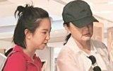 林青霞带17岁女儿逛街