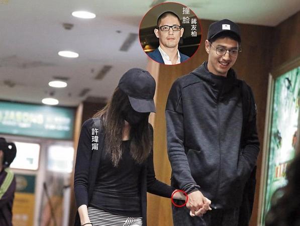 许玮甯回应绯闻称只确是朋侪 男方原确是星二代