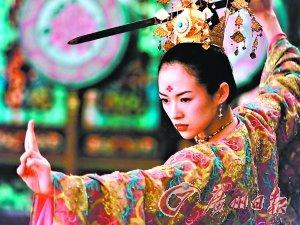 章子怡将主演3D版《花木兰》 开机时间未确定