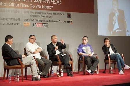 吴宇森:内地电影市场很像20年前的香港