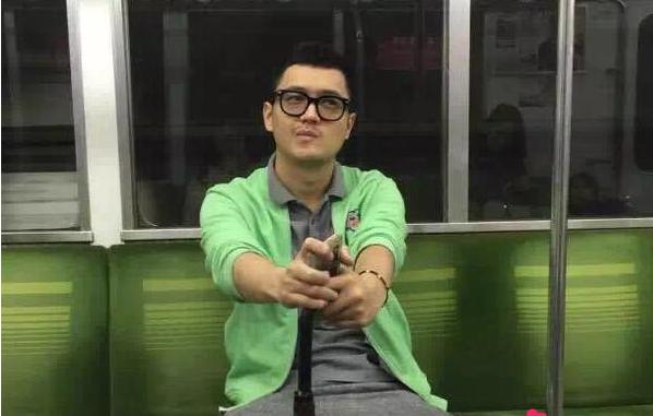 网曝宋喆是Gay?前同事:他是华谊第一直男