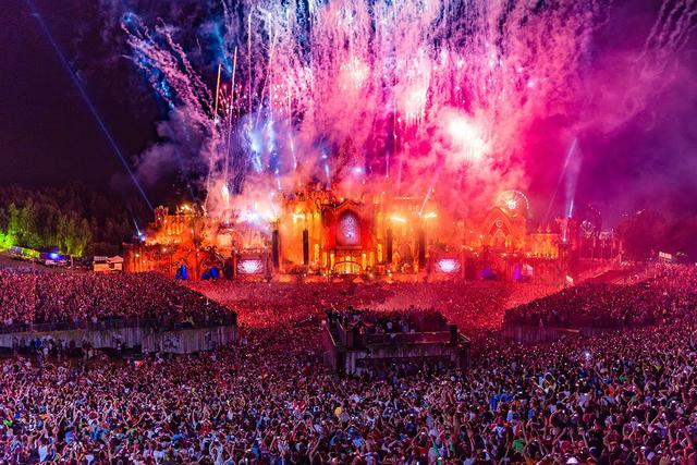 2015TomorrowWorld音乐节 播放最多的十首电音