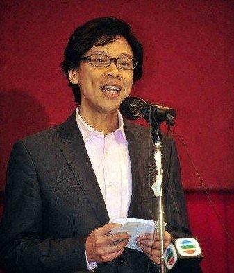密友曝陈志云离职TVB原因:因他想当全职艺人