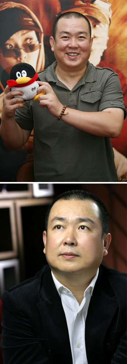 刘江与Q仔