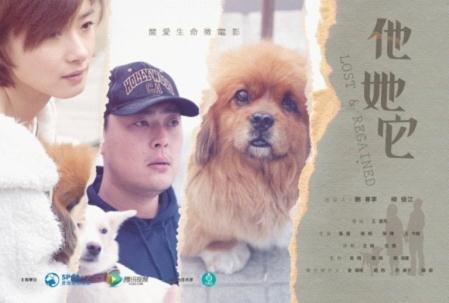 万茜张桐出演公益微电影《他她它》