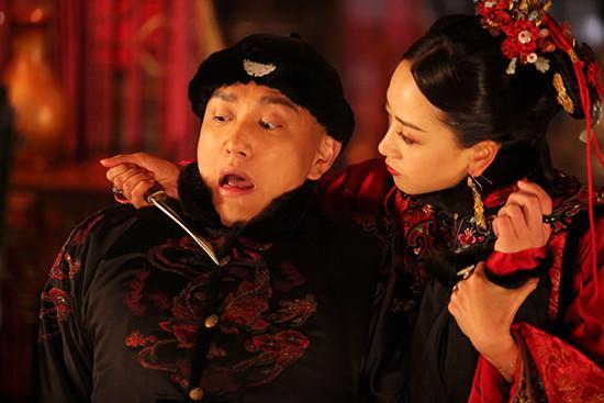 《宫锁连城》首播杨蓉引期待 预告乌龙上错床