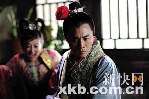 """新《水浒》各地热播 """"西门庆""""杜淳摇身变才子"""