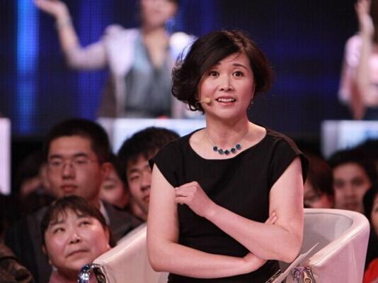 黄菡离开《非诚》,她的9句话演讲影响无数人