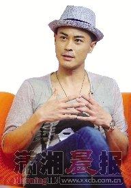 郑嘉颖为《步步惊心》造势 称内地片酬比TVB高