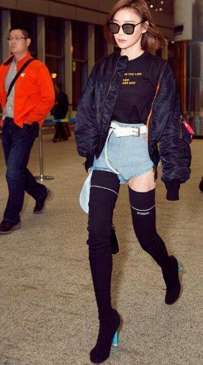 一个不穿裤子勤脱衣服的29俱乐部 刘诗诗赵丽颖都参加了