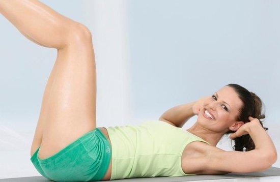 瘦肚子的仰卧起坐 你真的会做么?