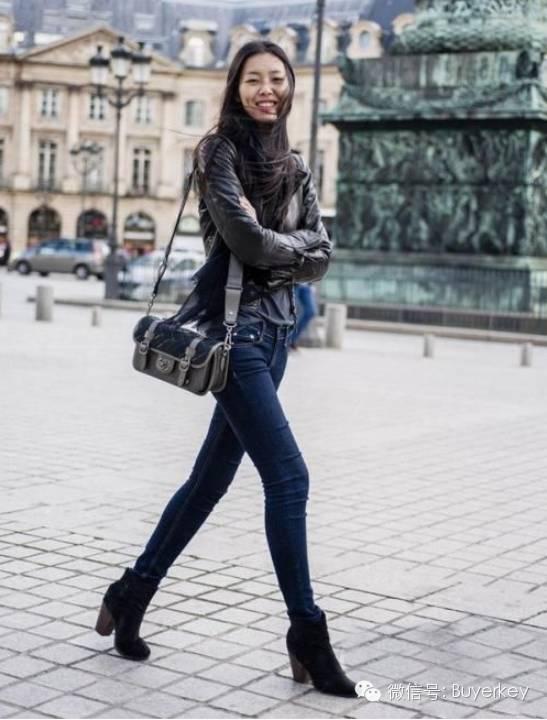 全球最显瘦牛仔裤大排行 没有最瘦 只有更瘦!!