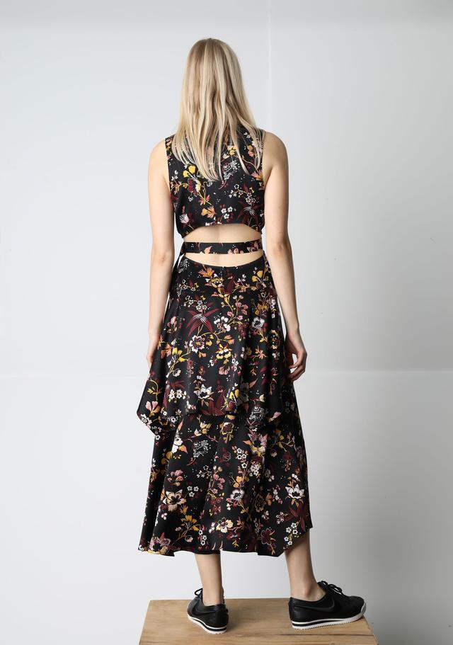 入夏倒计时,一件美裙可以锁住初夏的所有美丽