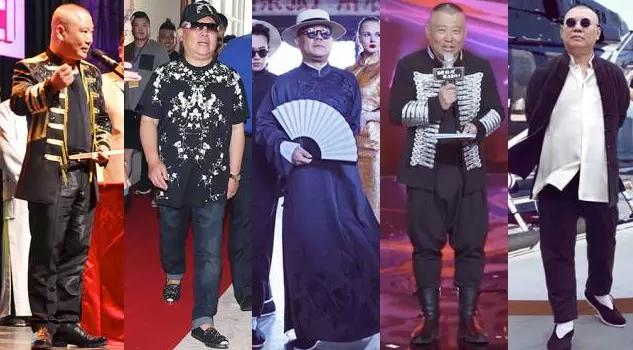 郭德纲|中国第一时尚男icon