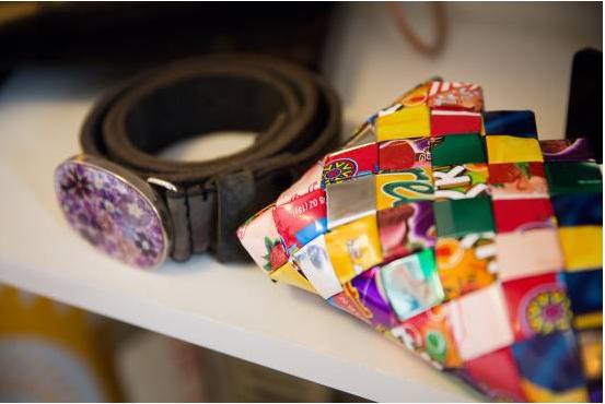 废料再生设计成潮品,一场由破烂而起的生意