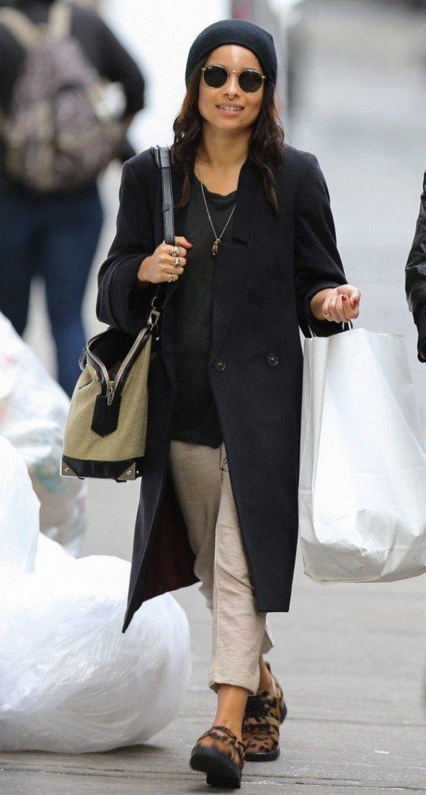 秋冬衣橱 复古外套这样搭最美