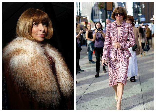 穿Prada的女魔头真人版 时尚大咖背后的助理图片