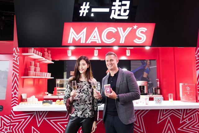 【热事】如何从三里屯穿越去纽约?超模陈碧舸也来解锁#一起Macy's!