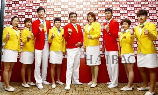 奥运队服盘点:各国都有拿得出手的设计师!