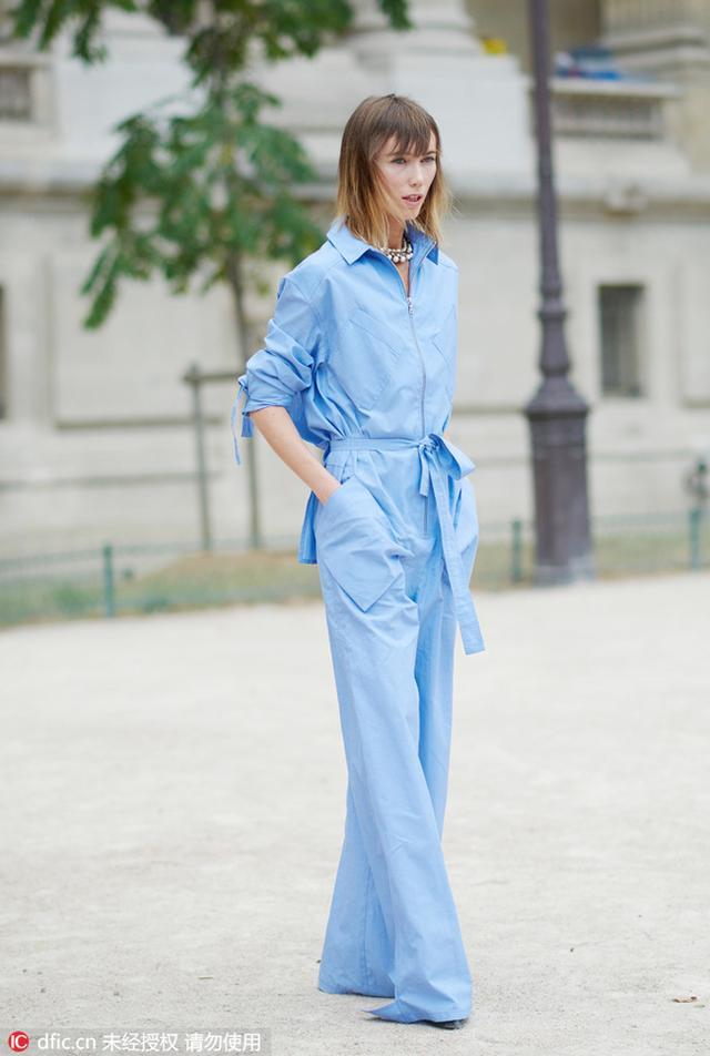 穿好一条连身裤 就穿对了一整身<a class='Channel_KeyLink' href='http://www.szxf.net/fashion/'>衣服</a>