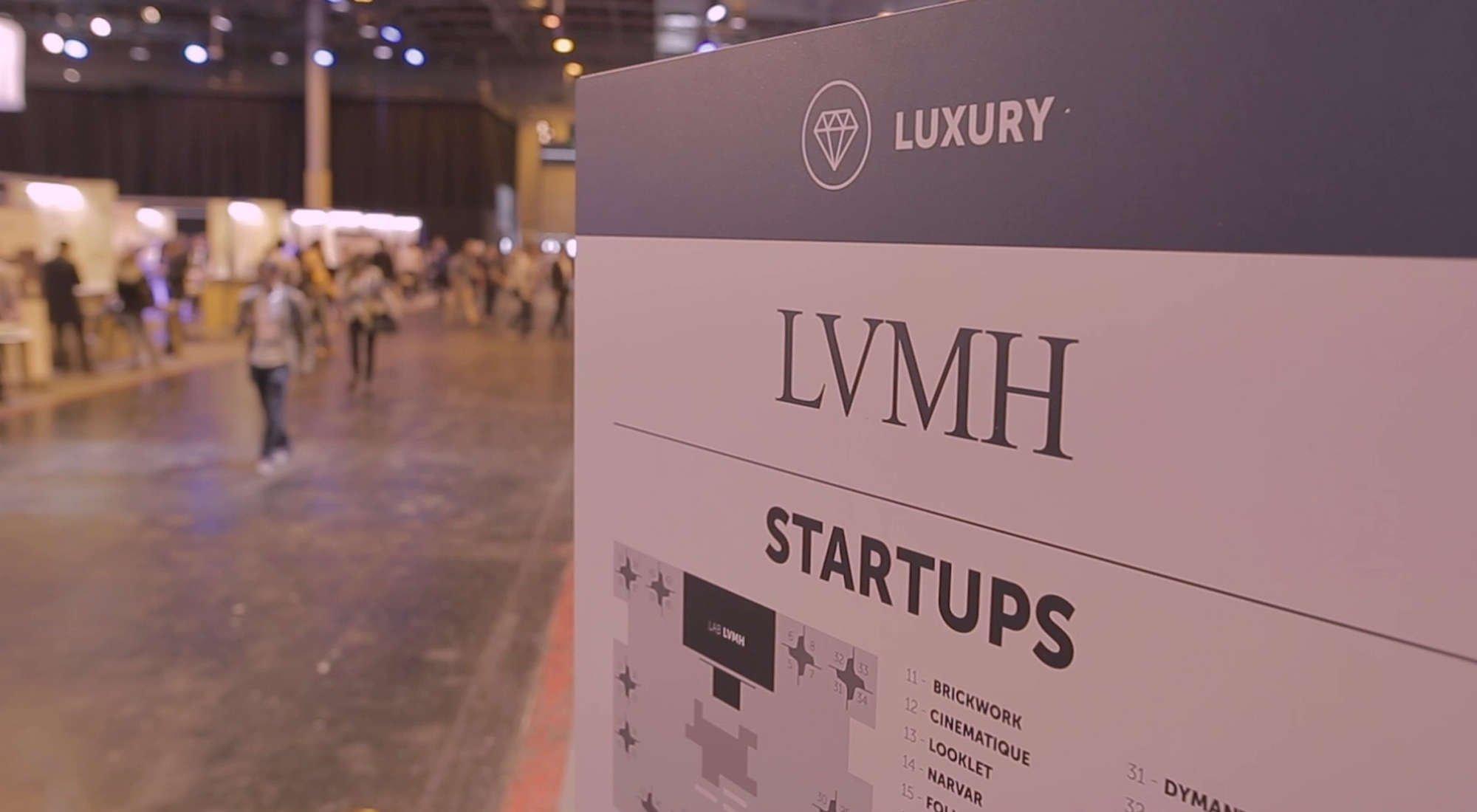 以LVMH集团为代表奢侈品巨头,成立了创新基金