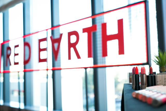 RED EARTH红地球丝绒唇膏全新发布