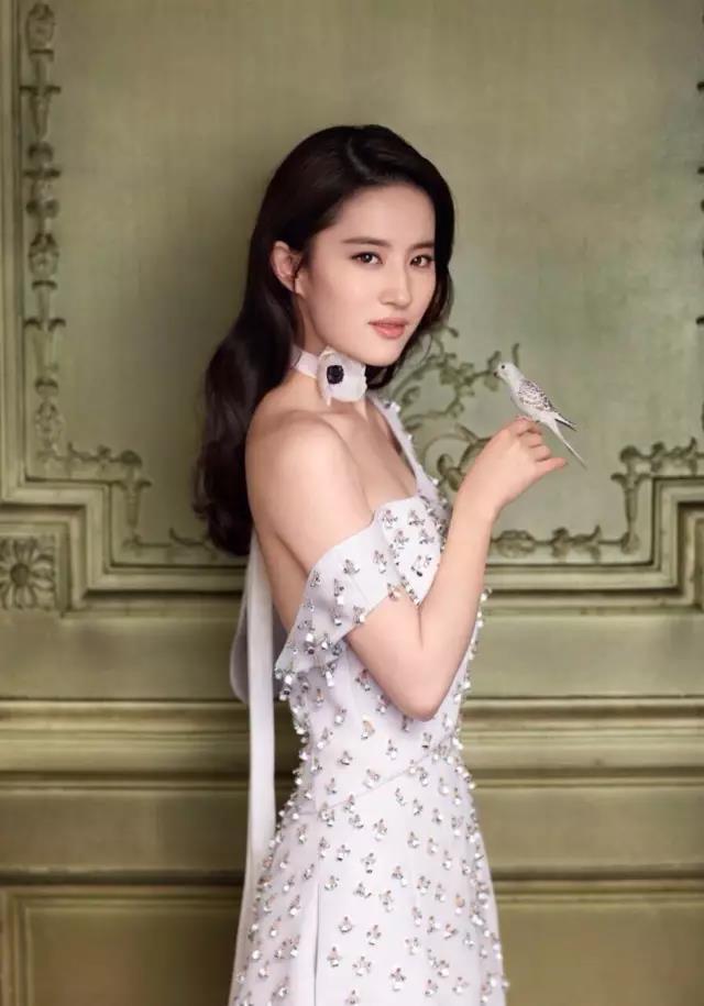 """刘亦菲教你,如何才能穿出""""天仙""""气质?(图7)"""