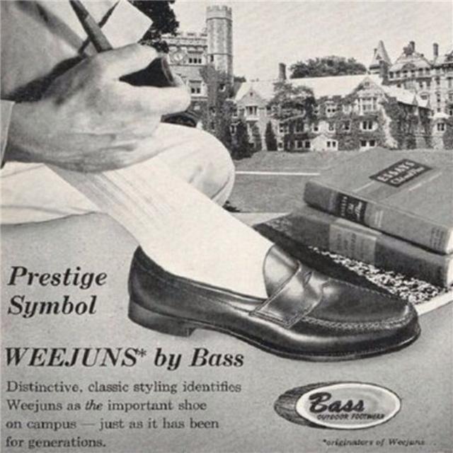 没有一美分的乐福鞋不是好的流浪汉
