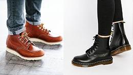 想买:一双帅气短靴,三个时髦思路