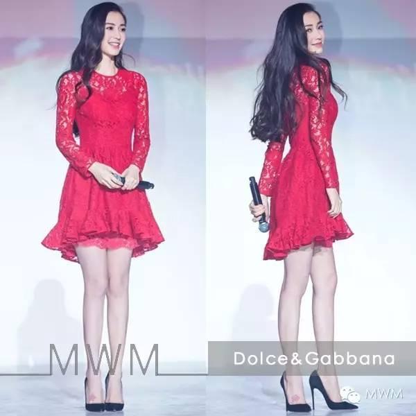 郑爽的这条红裙子,到底哪里好看了?!