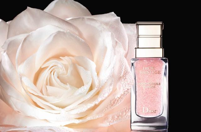 Dior迪奥花蜜活颜丝悦系列玫瑰微凝珠精华