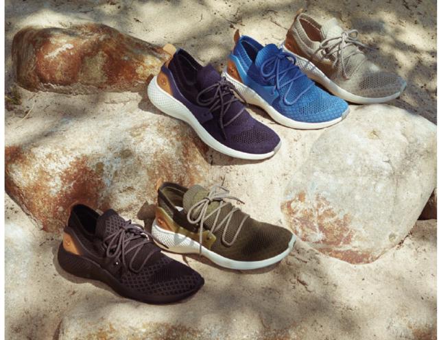 Timberland Flyroam Go飞行潮运动鞋系列 更快,更轻,更自由
