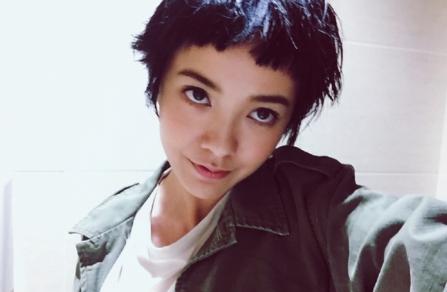 """张歆艺新发型撞款郭采洁和吴昕,""""赫本卷""""短发势必要大火了!图片"""